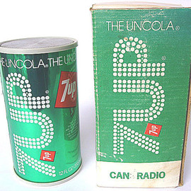 7UP - CAN RADIO