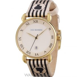 Lulu Guinness - Cameo Stripe Watch 腕時計