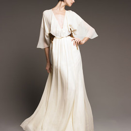 Ralph Lauren - Ralph Lauren hippie wedding dress