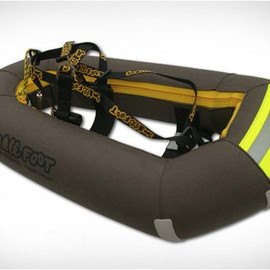 Small Foot - smallfoot inflatable snowshoes