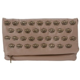 MIA BAG - Studded clutch