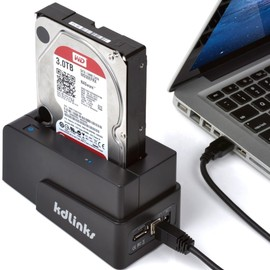 kdLinks - USB SATA Hard Drive Docking Station