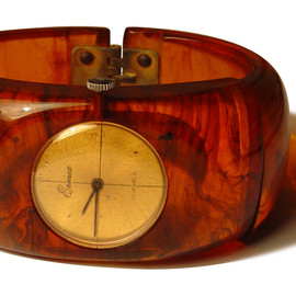 Bakelite - Watch, 1930s