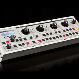 moog - The White Slim Phatty