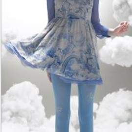 sretsis - Pre-Order!!!◆sretsis◆Windy Unicorn Dress・sky blue 1