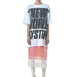 MARC BY MARC JACOBS - New World System Tee