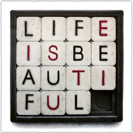 Mr. Brainwash - Life is a Puzzle