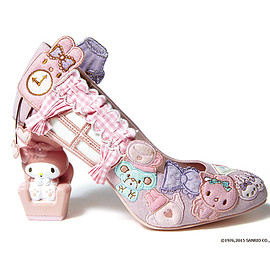 RANDA - MY MELODY's house pumps