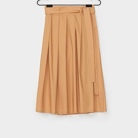 Kowtow - Long Player Skirt, Tan