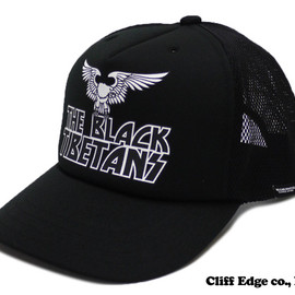 NEIGHBORHOOD - NEIGHBORHOODTBT.EAGLEメッシュキャップBLACK251-000579-011-【新品】【smtb-TD】【yokohama】