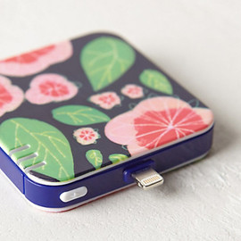 Anthropologie - Botanical Backup iPhone 5 Battery