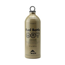 MSR - MSR Military Fuel Bottle