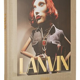 Rizzoli - Lanvin: I Love You by Alber Elbaz hardcover book