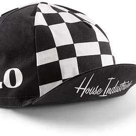 House Industries - HOUSE VELO CYCLING CAP
