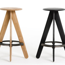 Tom Dixon - Slab bar stool