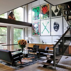 Raf Simons - WSJ Presents Raf Simons' Home in Belgium
