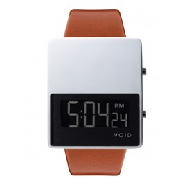 Void Watches - V01EL Watch - Rust Leather