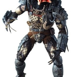 Hot Toys - Movie Masterpiece - 1/6 Scale Fully Poseable Figure: Predator