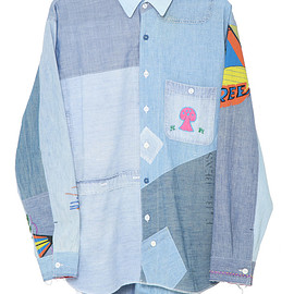 NADA. - Re-make chambray shirts