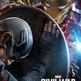 MARVEL - Captain America: Civil War Poster