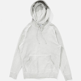Saturdays Surf NYC - Ditch Hooded Sweatshirt, Ash Dye