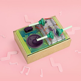 Technology Will Save Us - DIY Synth Kit
