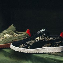 PUMA - SBTG × MITA SNEAKERS × PUMA CLYDE CONTACT FIRST CONTACT