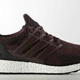 adidas - Ultra Boost Deep - Burgundy/Deep Burgundy/Core Black