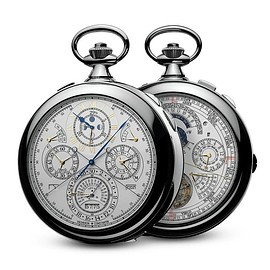 Vacheron Constantin - Vacheron Constantin's $10 Million USD Watch Is the Most Complicated Ever Made