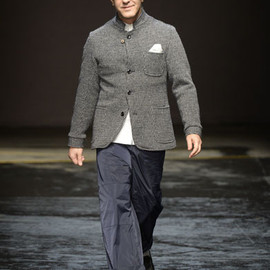 Oliver Spencer - 2014-2015 Fall/Winter Men's Collection|2014-15年秋冬メンズコレクション