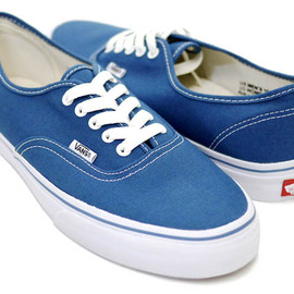 VANS - Authentic Navy