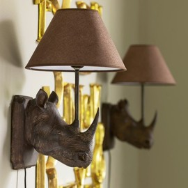 Graham & Green - Rhino Wall Lamp