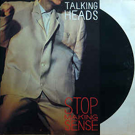 Talking Heads - Stop Making Sense -LP