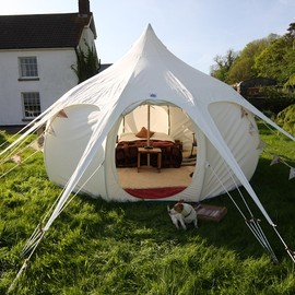 Lotus Belle - Original 4 Metre Tent