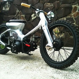 HONDA - CHOPPY CUB
