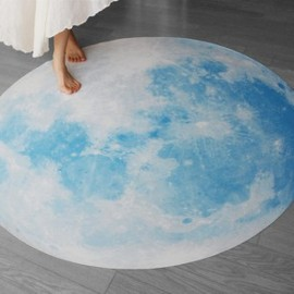 i3Lab - Blue Moon Waltz Rug by .i3 Lab. [i-cubed-lab]  at Bouf.com