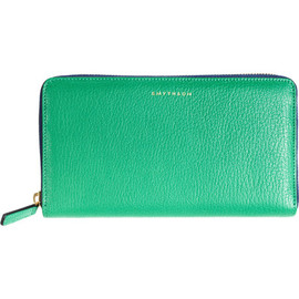 Smythson - Chameleon Large Zip Around Wallet