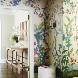 flowers - wall art