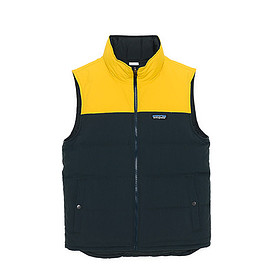 Patagonia - Men's Reversible Bivy Down Vest-CAN