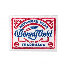 Benny Gold - Anti-Work Wear Patch