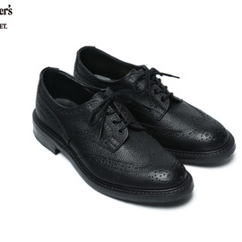 SOPHNET. - Tricker's WING TIP SHOES