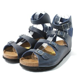 BIRKENSTOCK - BIRKENSTOCK / ATHEN NL Antique Dark Blue