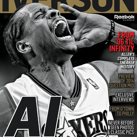 Source Interlink Media - Slam Presents (Special Collector's Issue) - Allen Iverson
