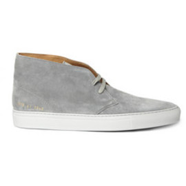 COMMON PROJECTS - Suede Chukka Boot