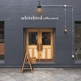 東梅田 - whitebird coffee stand