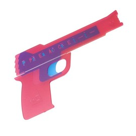 h concept - Peace Gun Red