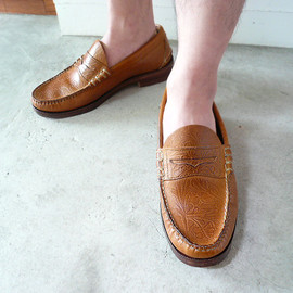 YUKETEN - Beef Roll Loafer – Brown