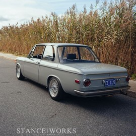 BMW - 2002 Bristol Gray 1969 by Bruce Carr