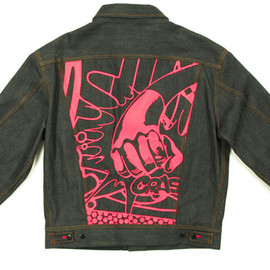 BBP, CRASH - CRASH×BBP DENIM JACKET