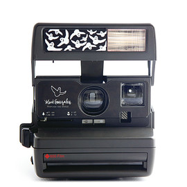 Polaroid - Polaroid 600 – Prototype by Mark Gonzales
